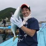 課外活動ー魚釣り編 ドライバーの休日