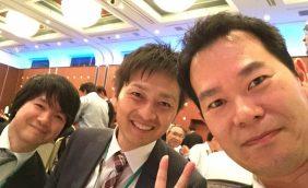 東京ドームホテルでデンソー様のセミナーにあいち経営コンサルタントの和田先生に同行させていただきました